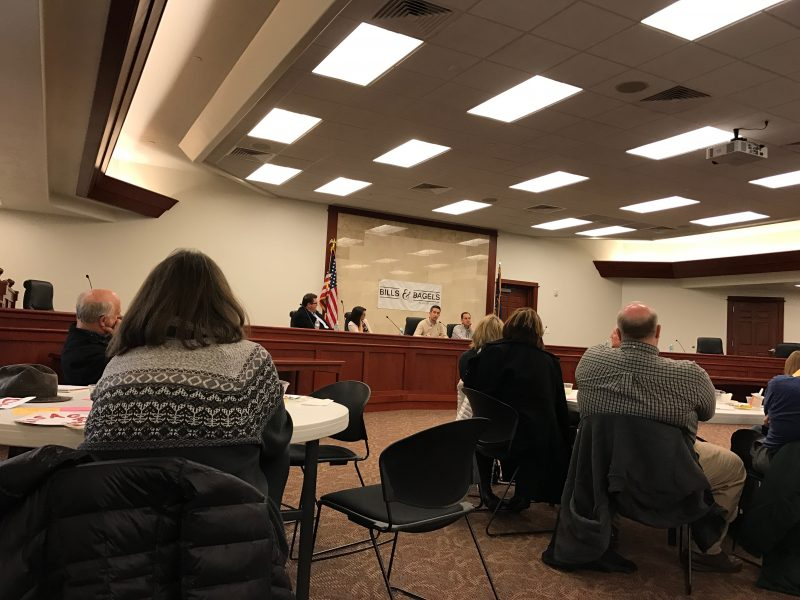 Bills and Bagels – Legislative update for Southern Utah County